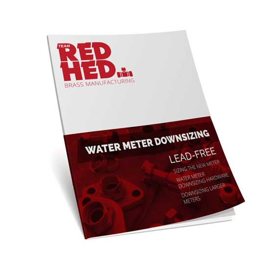water meter downsize guide cover